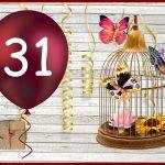 Характеристика людей родившихся 31 числа