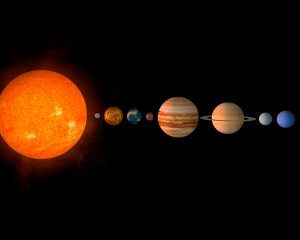 Влияние планет в Астрологии