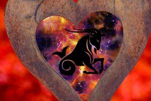 Козерог и Любовь