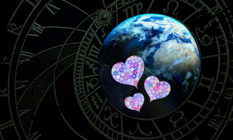 Поведение астрологического знака, когда он тайно влюбляется
