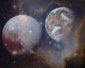 Астрология: Венера и Плутон