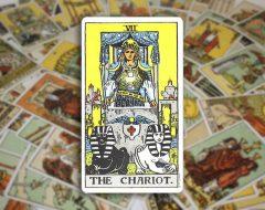 The Chariot — Колесница
