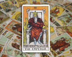 The Emperor — Император