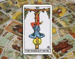 The Hanged Man —  Повешенный