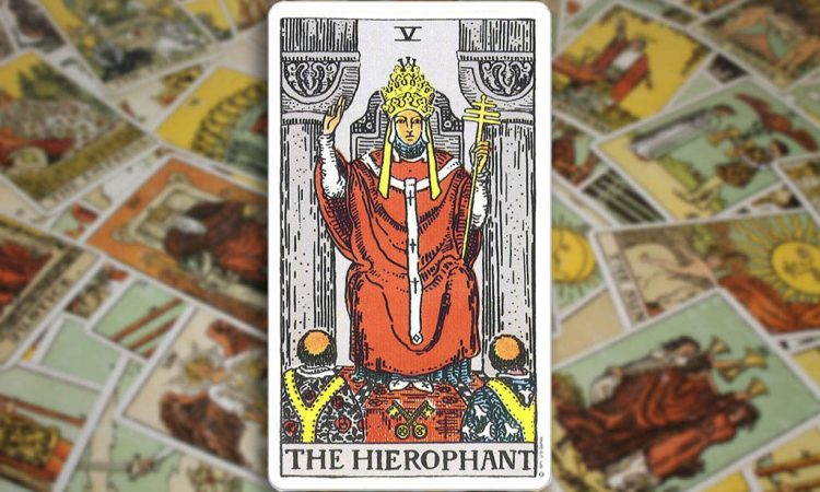 The Hierophant - Иерофант