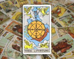 Wheel of Fortune — Колесо Фортуны