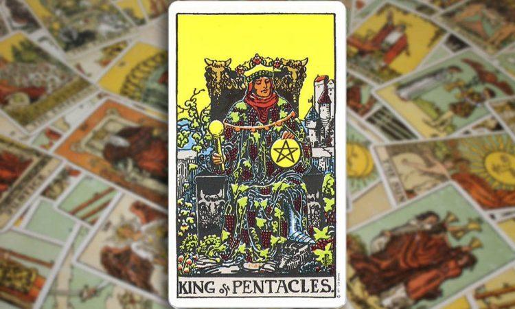 King of Pentacles - Король Пентаклей