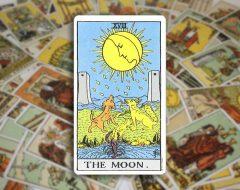 The Moon — Луна