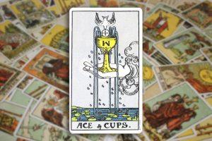 Ace of Cups - Туз Кубков