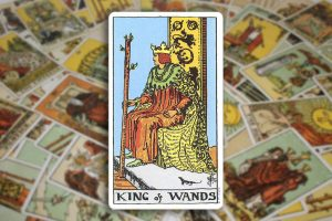 King of Wands - Король Жезлов