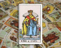 King of Cups — Король Кубков