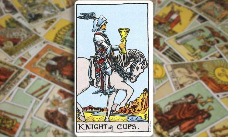 Knight of Cups - Рыцарь Кубков