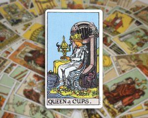 Queen of Cups - Королева Кубков