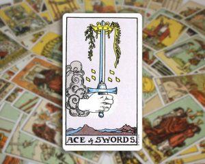 Ace of Swords - Туз Мечей