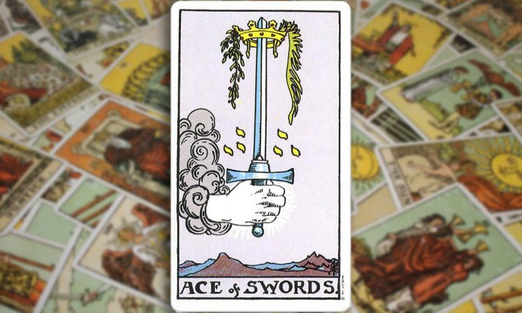 Ace of Swords - Туз Мечей