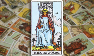 King of Swords - Король Мечей