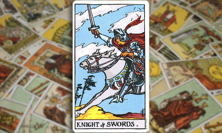 Knight of Swords - Рыцарь Мечей