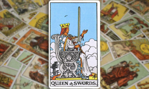 Queen of Swords - Королева Мечей