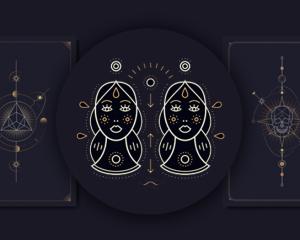 Гороскоп Таро для Знака Зодиака Близнецы