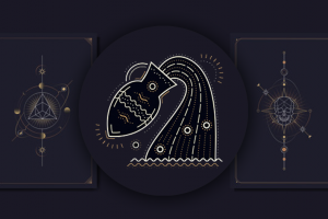 Гороскоп Таро для Знака Зодиака Водолей
